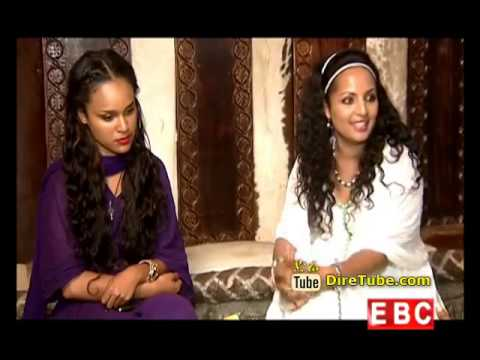 Latest Interview with Actress Selam Tesfaye and Fitsum Tesfaye