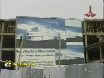 Ministry of Health Constructing Modern Hospital Research Institute