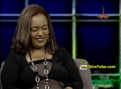 Interview with Singer Aster Kebede - Part 1