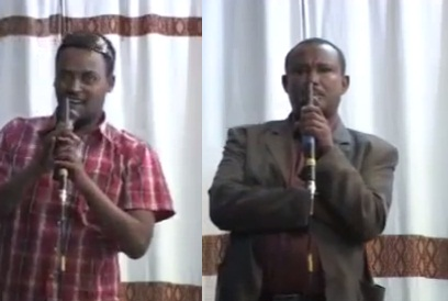 Stand up Comedy Dokle Lij Yared Wanos Temesgen Part 1