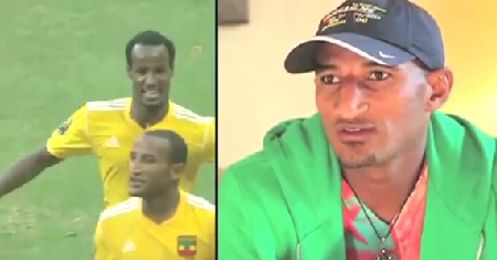 AESAONE 2013 - Guest of Honors to be Coach Sewenet Bishaw and Adane Girma