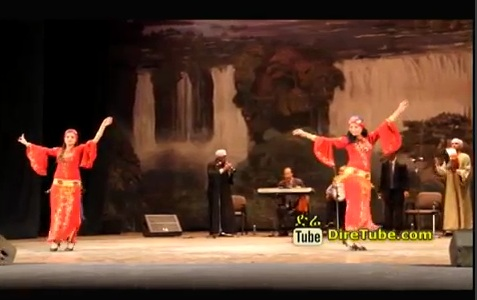 Exclusive Egyptian Cultural Show from National Theater [Full]