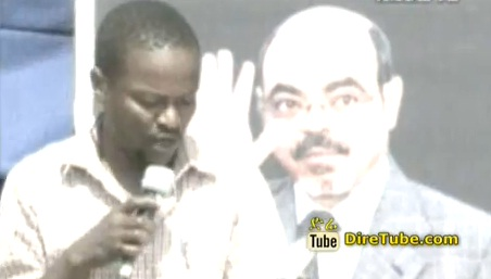 Poem Dedicated to PM Meles Zenawi