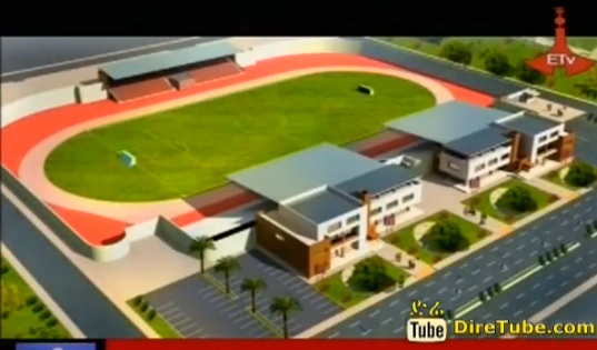 Dire Dawa plan to build a 70 000-seater stadium