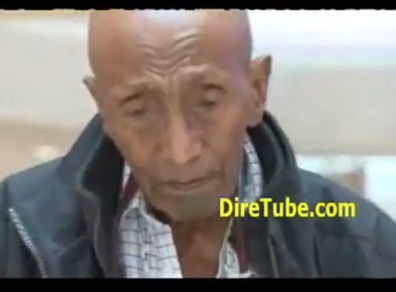 104 Years old Ethiopia Walks Mall everyday for 12 years
