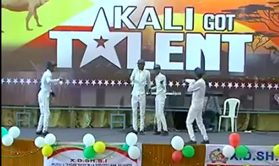 Kaali Got Talent SRS of Ethiopia Mar 15, 2014
