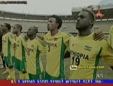 Kenya Bit Ethiopia 3-1 Making it hard to Ethiopia to pass for The Next Round