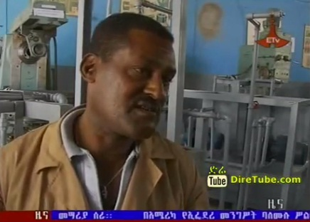Fikiru Zergawu Fabricate Anti-pollution equipment in Dire Dawa