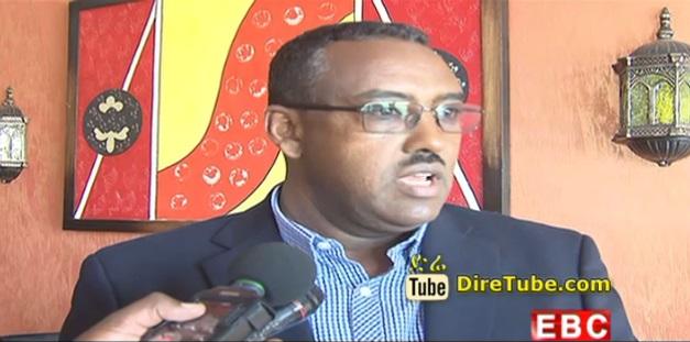 The Latest Amharic Evening News From EBC Dec 27, 2014