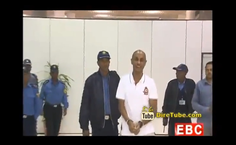 Asmar Ayalew Desta Returned to Ethiopia in Gold Fraud
