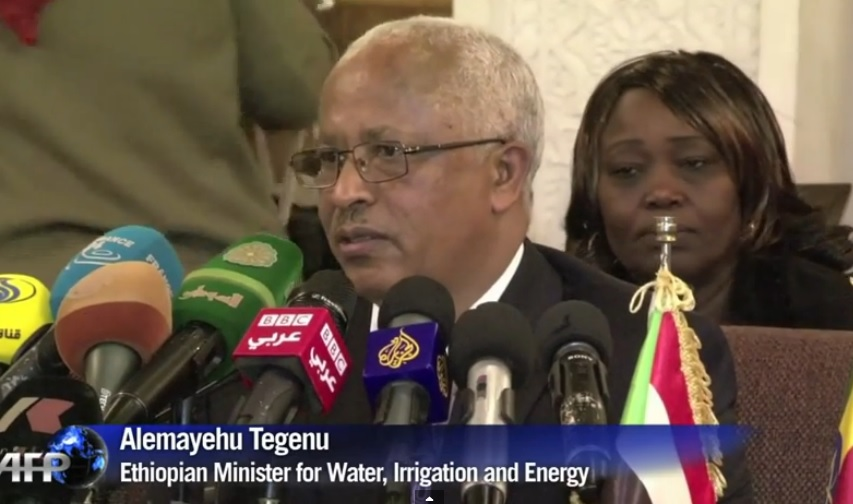 Ethiopia,Sudan,Egypt meet to discuss Nile dam project