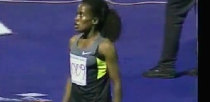 Gudeto Feyne Wins 1500 Beating Kenia Sinclair Jamaica Invitational 2013