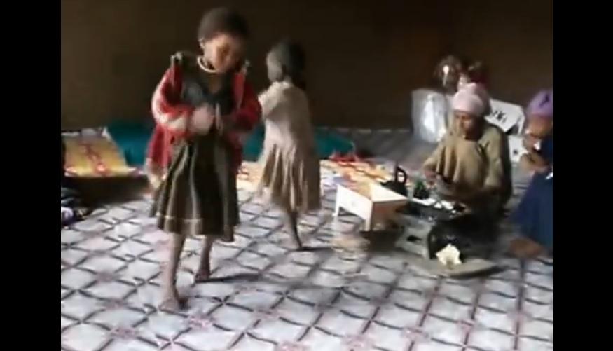Ethiopian kids Dancing Guragigna