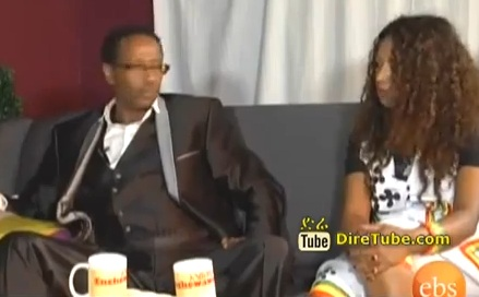 Funniest Interview with Singer Fasil Demoz Part 1