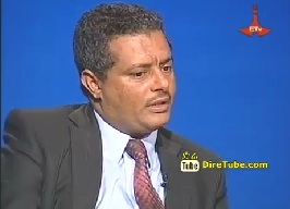 Talk show on Saving in Ethiopia