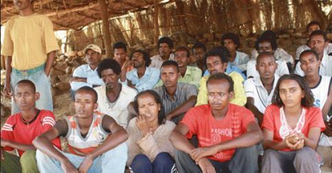 67 more Ethiopians arrested