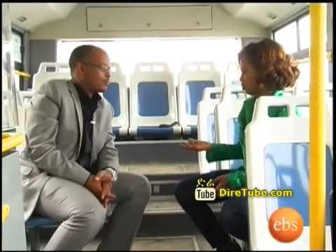 Semonun Addis - Alliance Private Bus - The New Transportation Service in Addis
