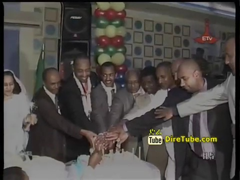 Ethiopians in Jidda Celebrated Ginbot 20