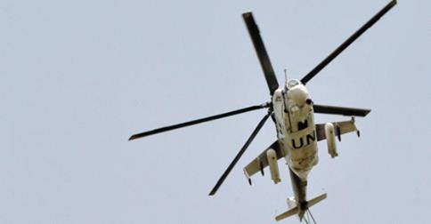 UN helicopter shot down  in South Sudan: UN spokesman