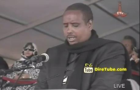 President Mohammed Omar of Somali Region Speaks
