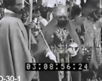 Ethiopian History - The Coronation Of Emperor Haile Selassie