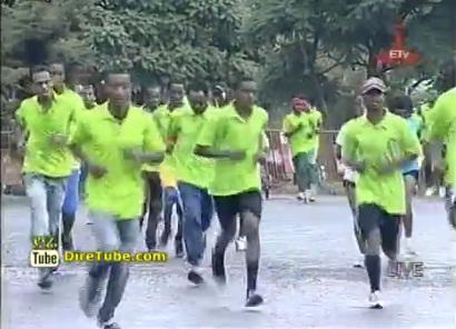 Great Run for Renaissance Dam - Live
