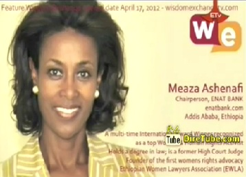 Interview with Meaza Ashenafi - Part 2