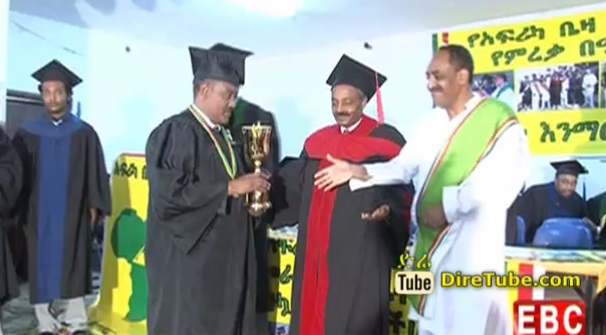 The Latest Amharic News From EBC October 7, 2014