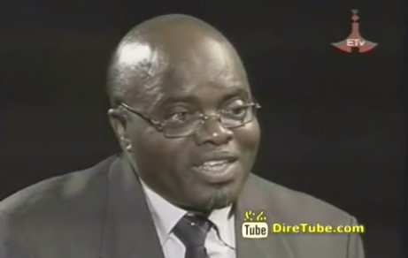 Interview with Prof. Dr. Joram M. Biswaro - Talks about Meles