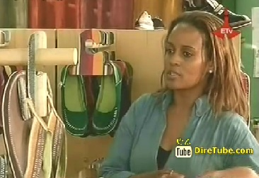 Ethiopian Business Women takes on Markets Abroad with her Shoe line
