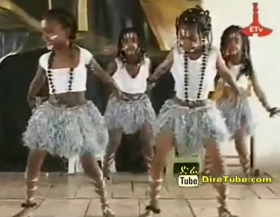 Ethiopian kids Talent [ Funny Dance by Yanbula]
