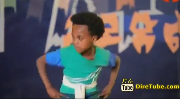 Yonas Kebede Dance Contestant 2nd Audition