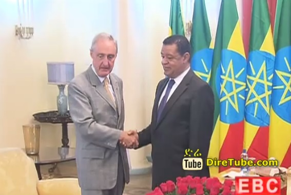 The Latest Amharic Evening News From EBC October 20, 2014