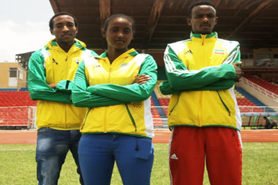 Hopes of Ethiopia - Journey to London 2012 Olympic - Meet our NEW Heroes