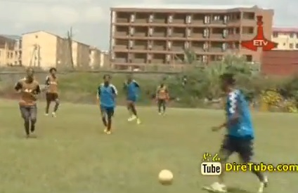 Waliya's Preparation for 2014 World Cup Play Off