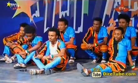 Ethiopiawenet Dance Contestant Crew - 3rd Audition - Addis Ababa
