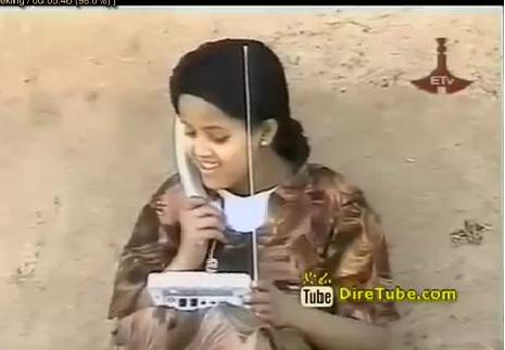Senef Sew Alewodem [Amharic music Video]