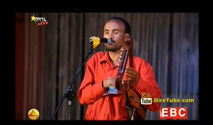 Birhan G-Selassie Best Performance on 4th Round Balageru Idol
