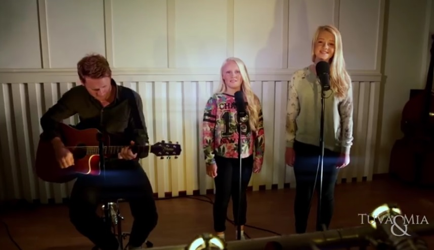 Rascal Flatts - I Won´t Let Go (11&14 years old sisters Cover)