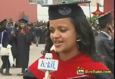Highlights and Interviews of 2013/2014 AAU Graduation Ceremony