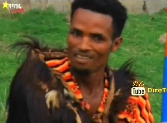 Mekuriya Bafa Dance Contestant Hawassa City