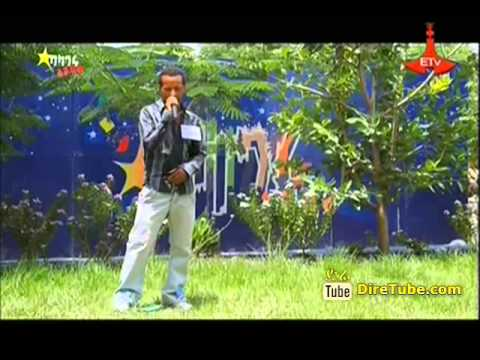 Zeray Ashenafi Vocal Contestant 1st Audition