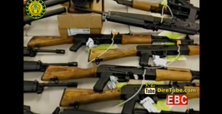 Police Report - Ethiopia hosted an illegal gun control symposium