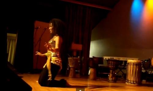 Ethiopian Belly Dancer