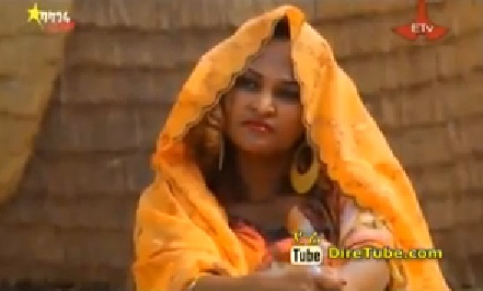 'Sahedgu' Traditional Dance Contestant from Jijiga