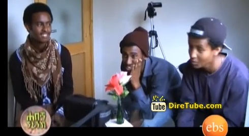 Ethiopian Young Rappers Prank - Funny Video