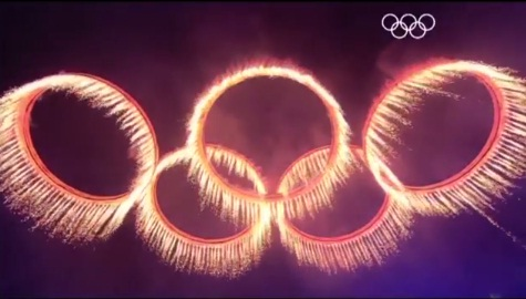 London Olympics opening ceremony highlights