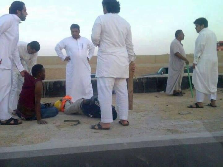 DW - Another Day in Saudi - Ethiopians in Saudi Speaks - Nov 12, 2013