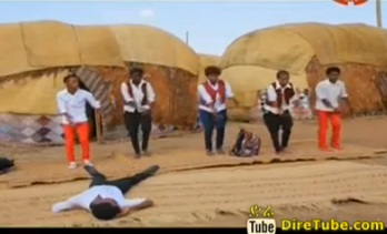 BG Modern Dance Crew Contestant from Jijiga