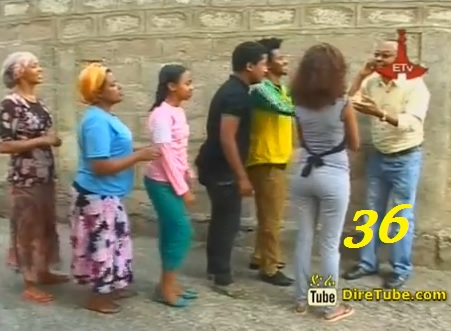 Ethiopian Comedy Series - Part 36